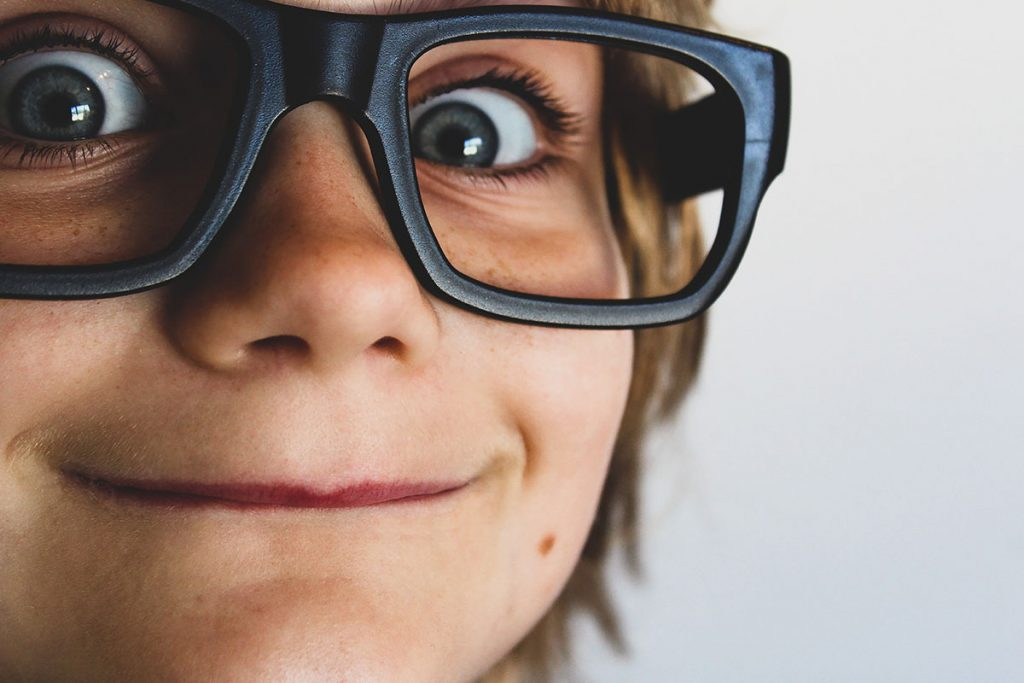 help your child with myopia